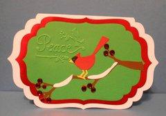 Christmas Bird 2