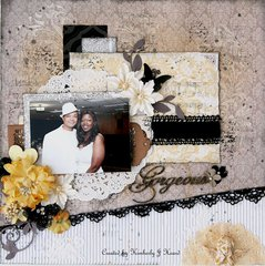 Gorgeous *Created using Swirlydoos August Kit*