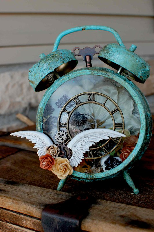 Altered Clock