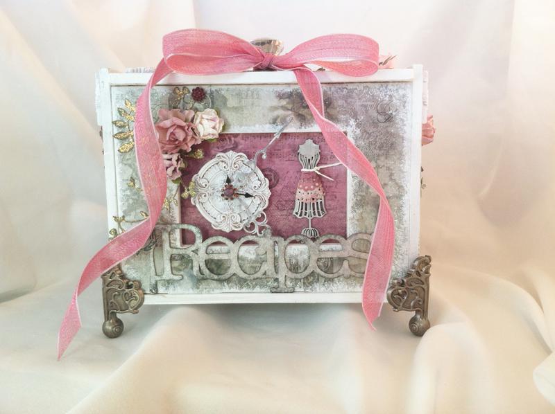 Organic Recipe Box **SWIRLYDOOS KIT CLUB**