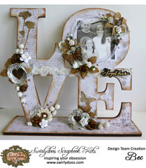 Love Frame for Swirlydoos Kit Club