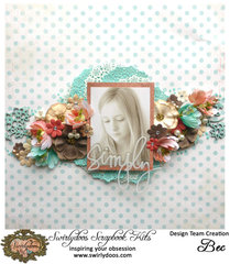 Swirlydoos September Kit *Creamsicle* Bec