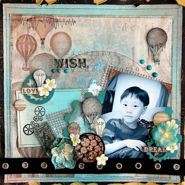 Wish * Swirlydoos Nov Kit*