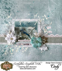 All that glitter Kit by Cindy Brown