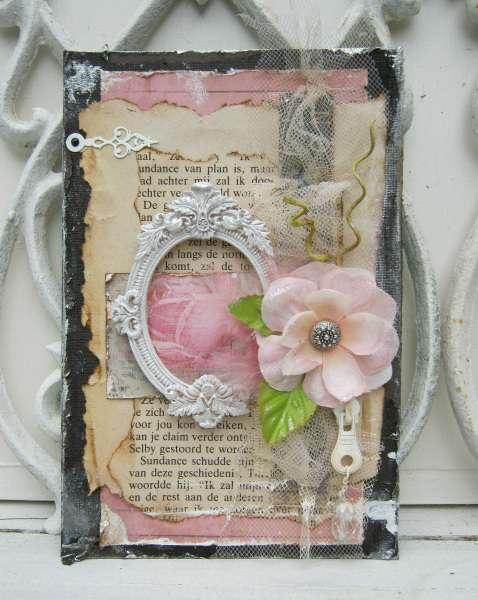 Romantic card ***Swirlydoos Kit Club***