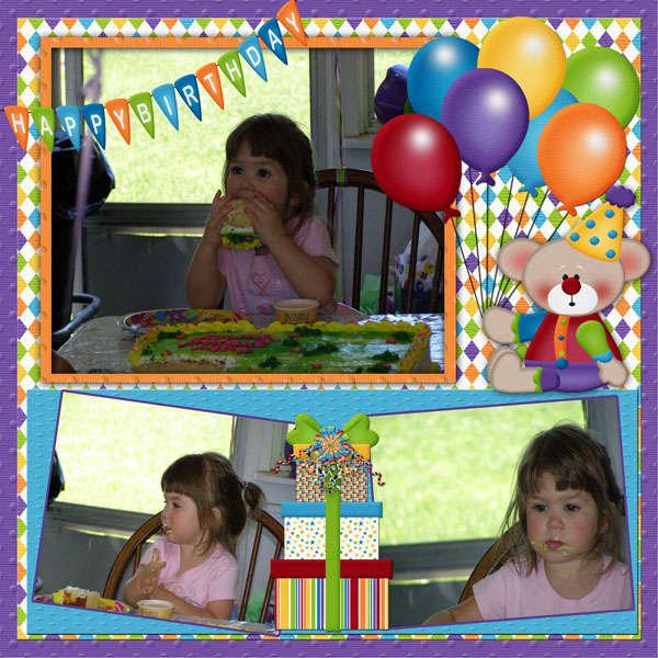 Birthday Circus