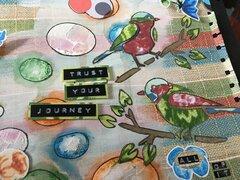 {trust your journey}