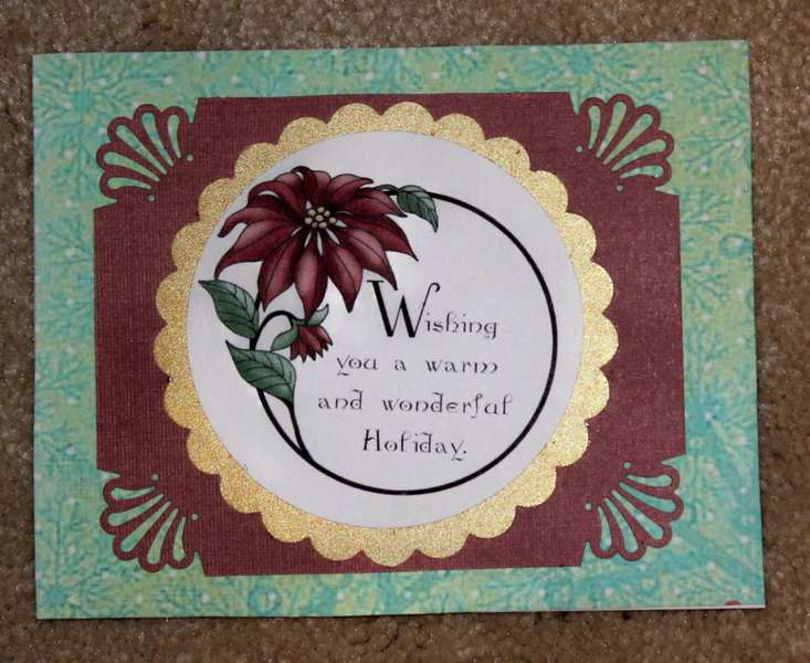 Christmas card for OWH