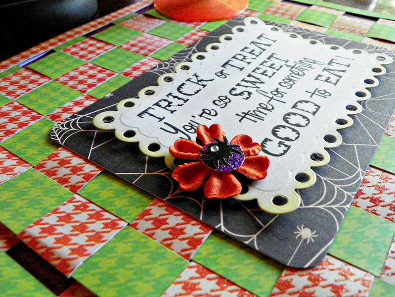 Bewitched Place Setting - DCWV