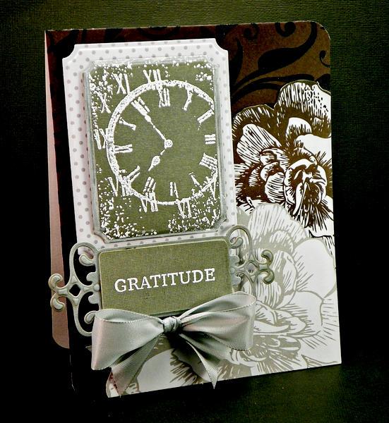 Elegant Gratitude - DCWV