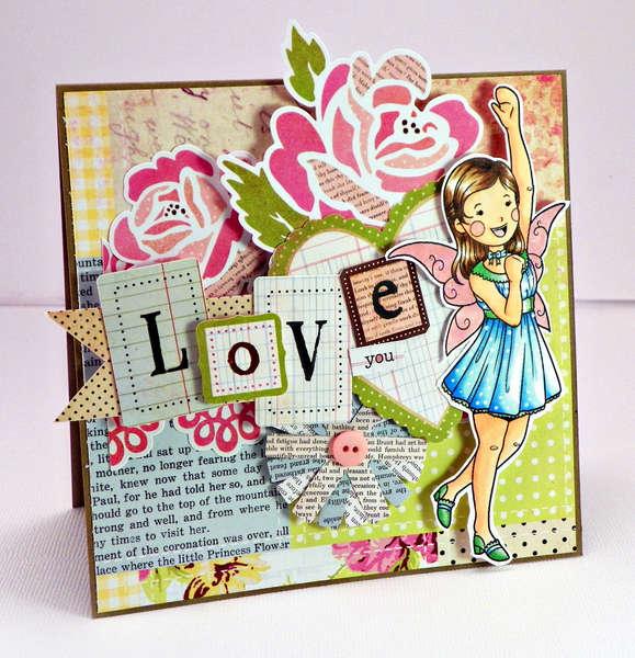 Love You for Jen's Sunshine Blog Hop