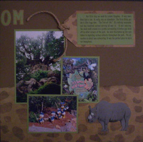 Animal Kingdom Right