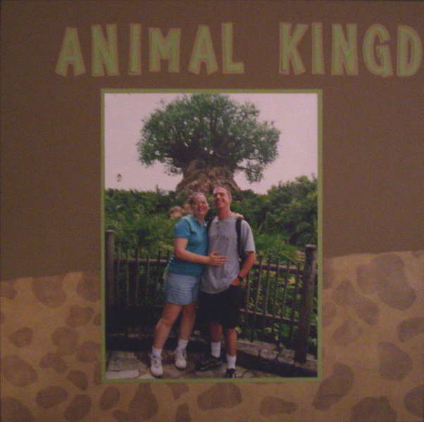 Animal Kingdom Left