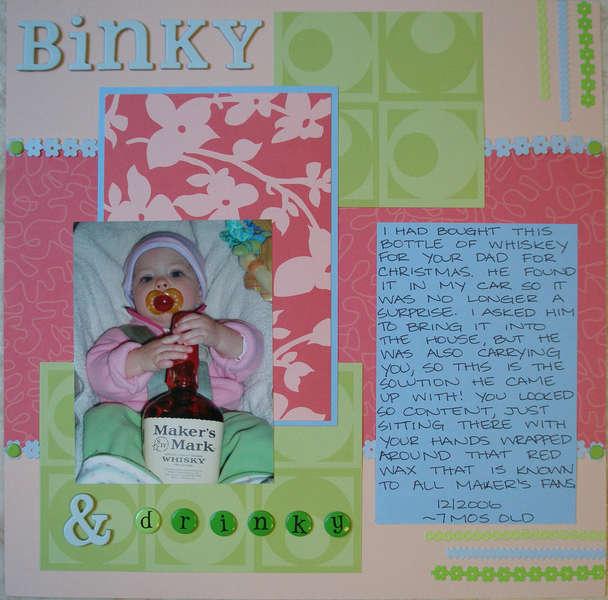 Binky & Drinky