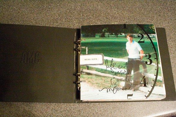 Ali Edwards Album (CKU '08) part 1