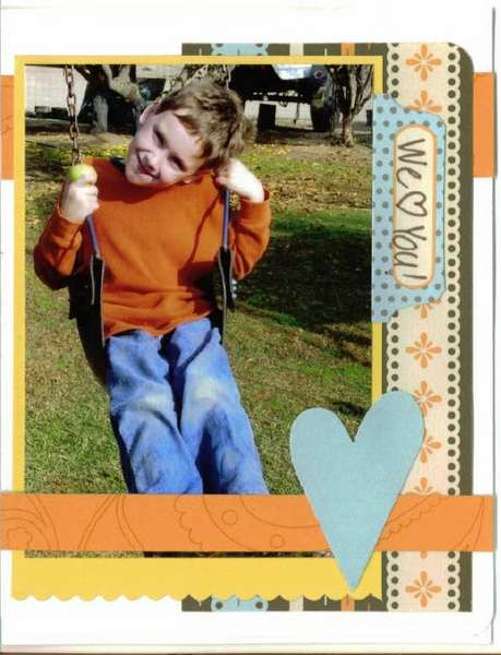 {Tyler} card for my MOM