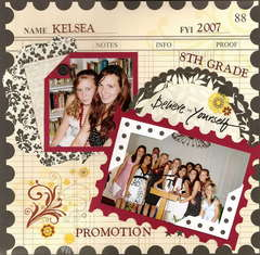 8th Grade Promotion 2007