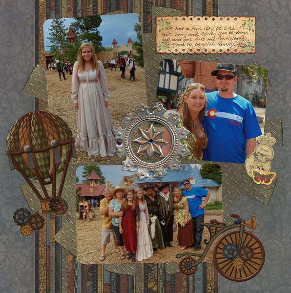 Renaisannce Fair in Colorado