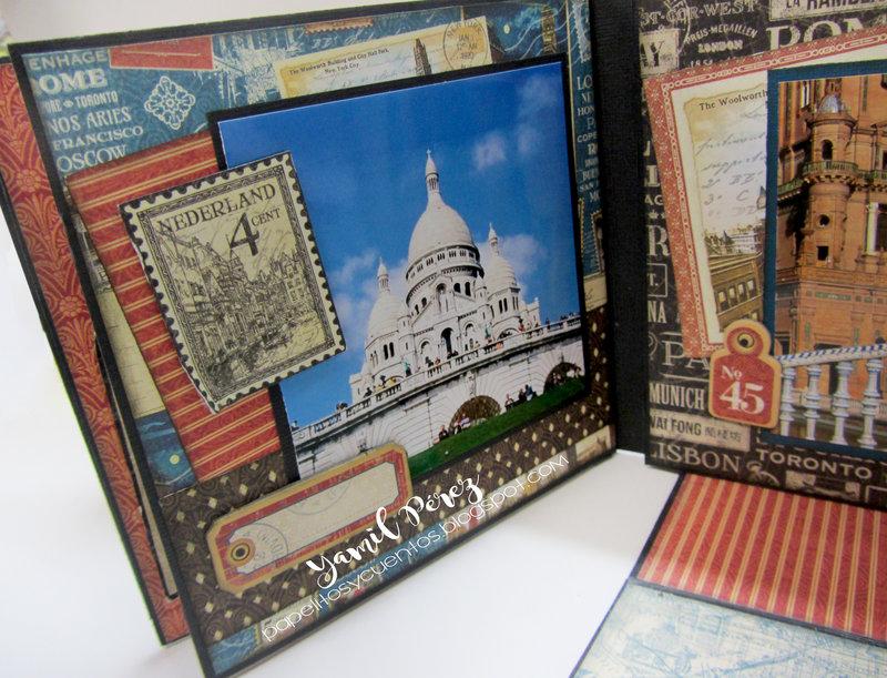 Travel Memories Suitcase