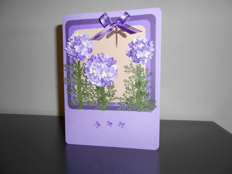 3D GARLIC FLOWER CARD 3.0
