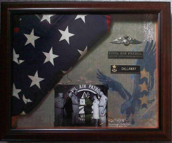 Memorial Shadowbox