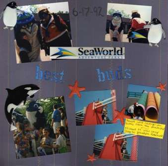 Sea World - left