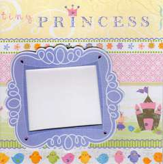 Baby Girl Gift Album page 12