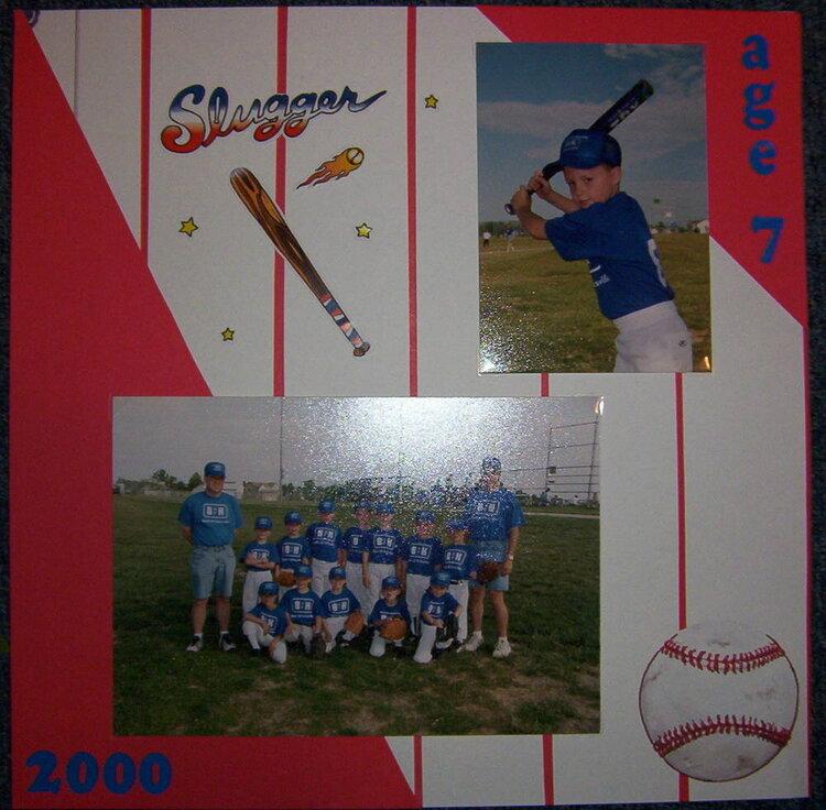 Aaron baseball 2000