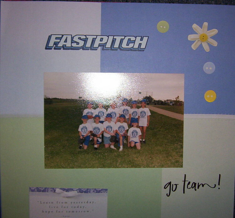 Softball 1999