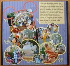 Disney Parade Left