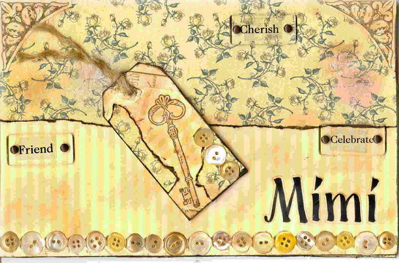 Birthday Card-Mimi