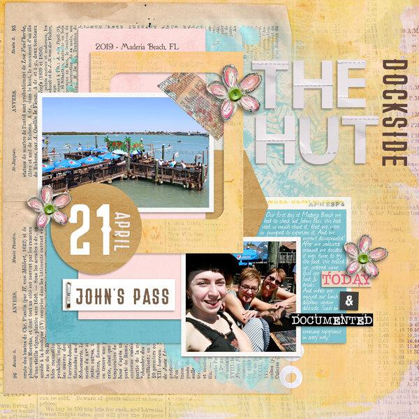 The Hut - Dockside