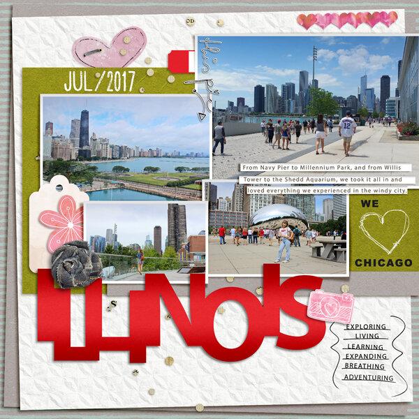 Illinoise - We Love Chicago