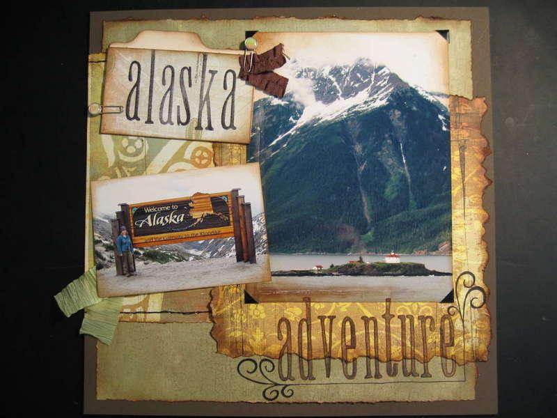 Alaska cover page