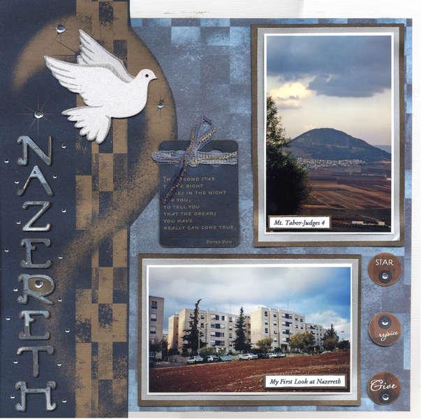Nazareth Hometown of Jesus