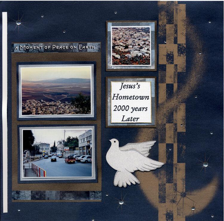 Jesus Hometown 2000 Years Later