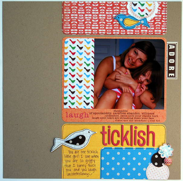 Ticklish