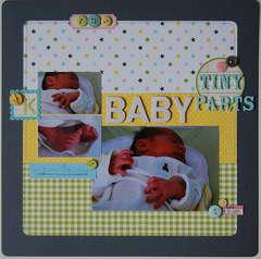 Tiny Baby Parts