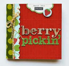 Berry Pickin' mini album