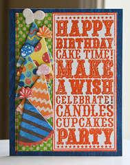 Make a Wish card