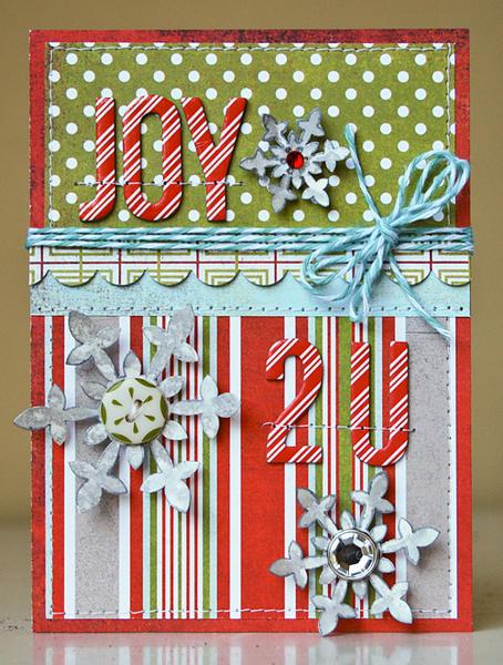 Joy 2 U card
