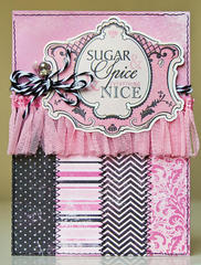 Sugar and Spice card