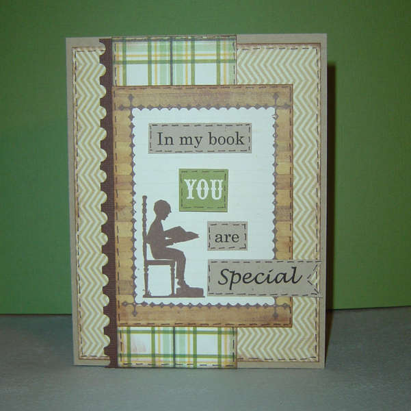 In My Book You Are Special