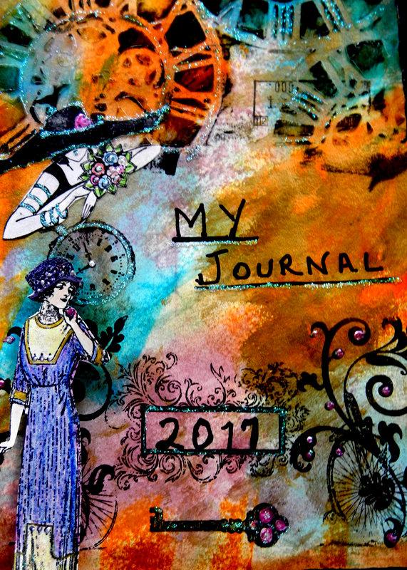 2017 My art journal