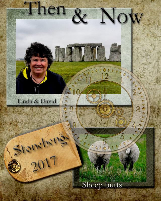 Stonehenge then and now digi lo