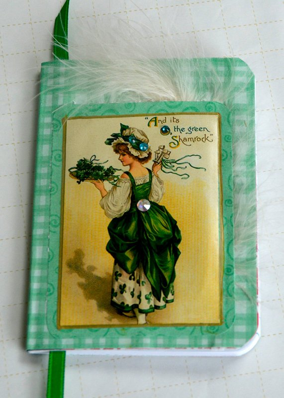 Shamrock Colleen mini album