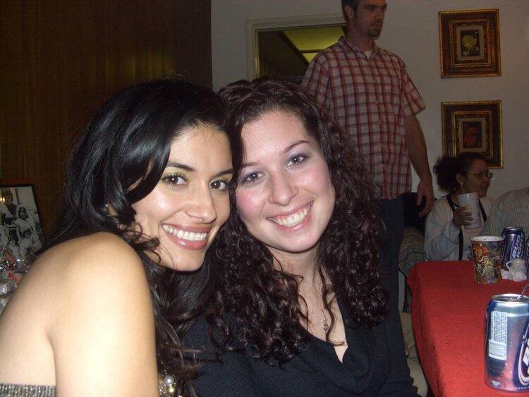 Kimmy and I