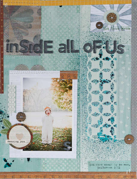 inside all of us // studio calico brooklyn flea kit