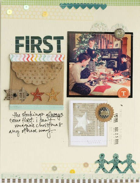 first // studio calico daydream believer kit