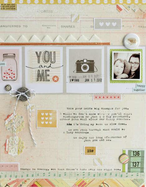 you & me // studio calico daydream believer kit